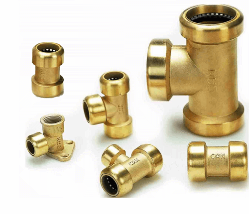 Copper Tube Fittings And Copper Pipe Fittings