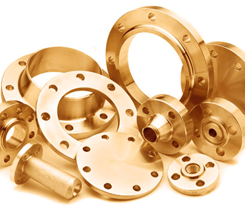 Admiralty Brass Uns C44300 Flanges
