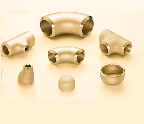 Admiralty Brass Uns C44300 Butt-Weld Tube Fittings And Pipe Fittings