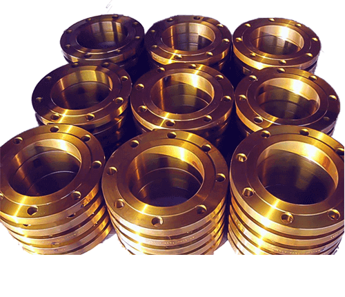 Copper-Nickel 70-30 Astm B446 Uns C71500 Flanges