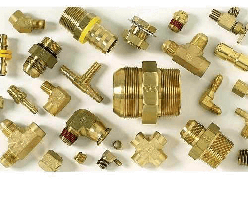Admiralty Brass Uns C44300 Forged Fittings
