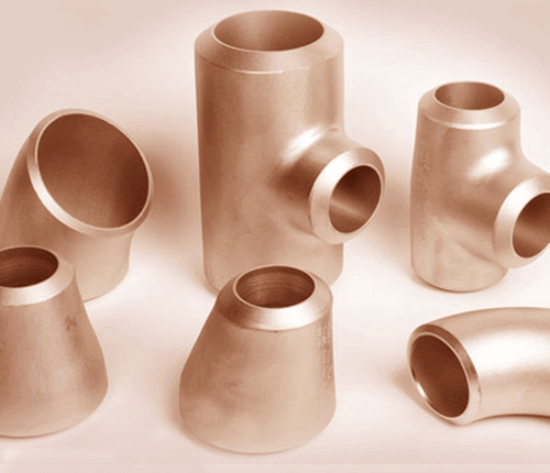 Copper-Nickel 70-30 Astm B446 Uns C71500 Butt-Weld Tube Fittings And Pipe Fittings