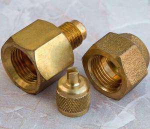 Admiralty Brass