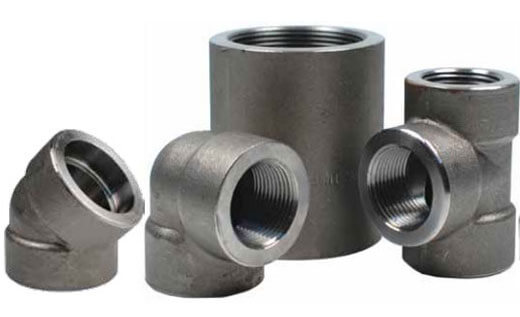 copper nickel 90/10 forged fittings exporter & supplier