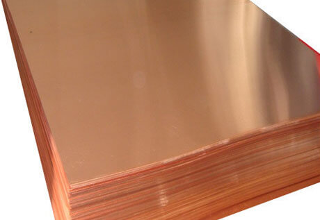 Perforated Copper Sheet Suppliers Copper Sheet For