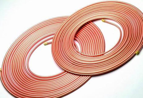 copper pancake coil supplier, pancake coil copper tube exporter, soft copper pipe copper pancake coil stockist & manufacturer