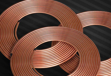 Pancake Coil Copper Tube, Soft Copper Pipe Copper Pancake Coil Supplier, copper pancake coil