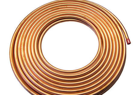 type L copper coil, copper spring coil, Copper coil air conditioner, Copper heating coil, Cooper cooling coil, copper refrigeration coil , copper pair coil, copper gutter coil